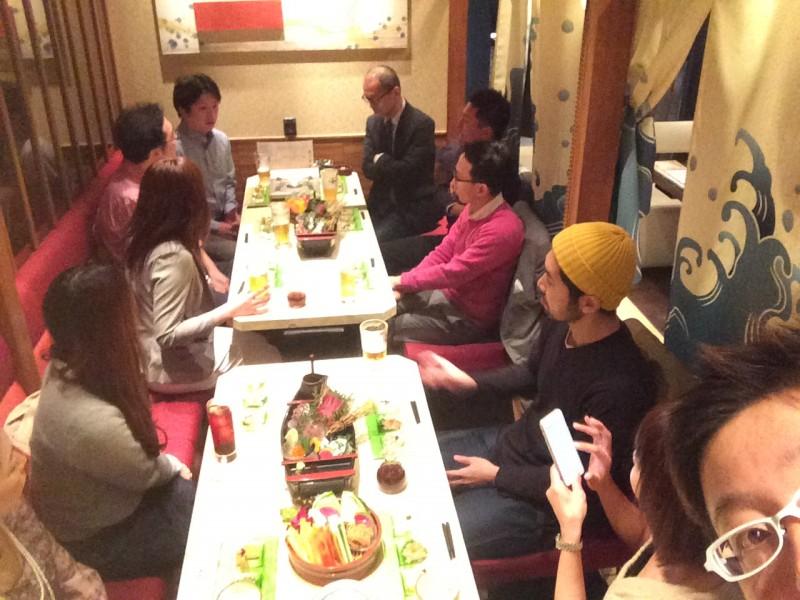 幸せサロンミーティング第1回目開催しました。